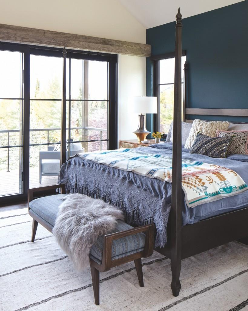 Jackson Master Bed
