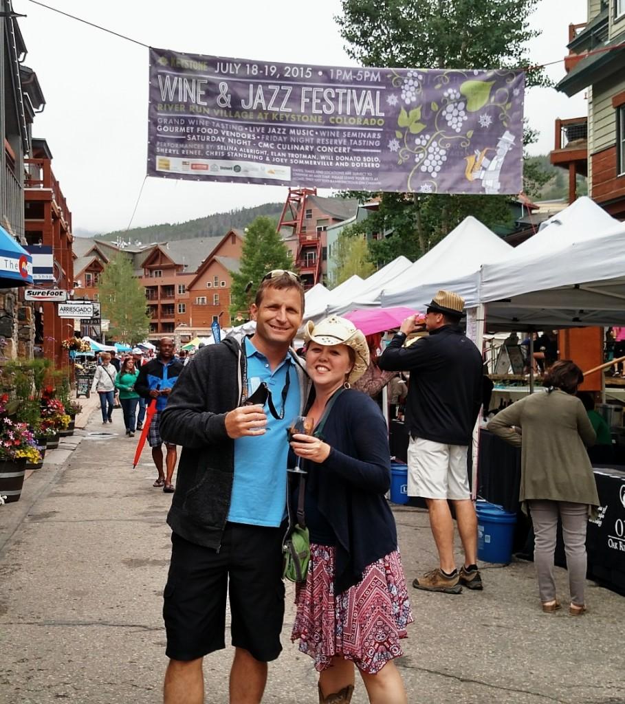 Keystone Wine & Jazz Festival. The Heidi Guide.