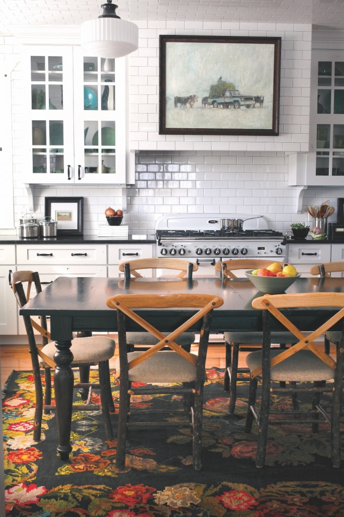 Kitchen Kibler Table