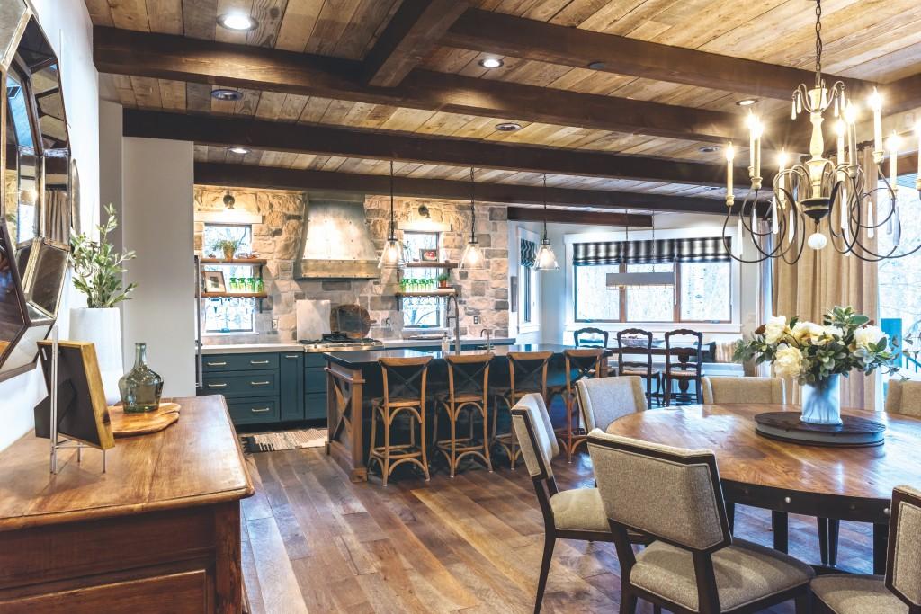 Kitchen Nilson Stone