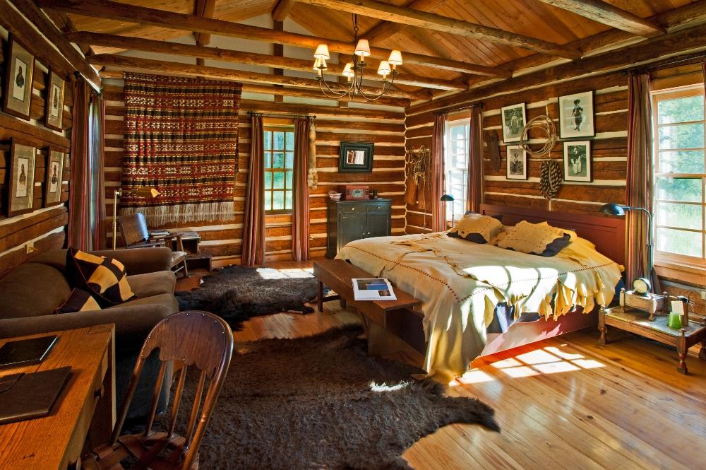 Cabin Major Ross