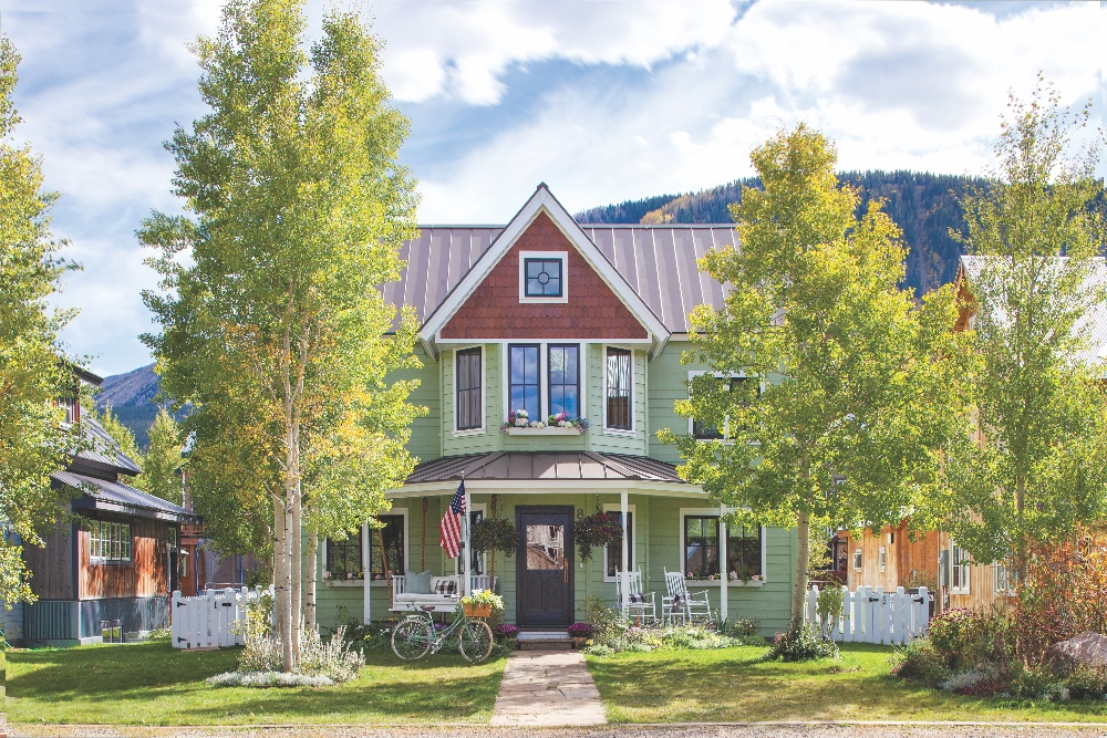 Crested Butte Ext