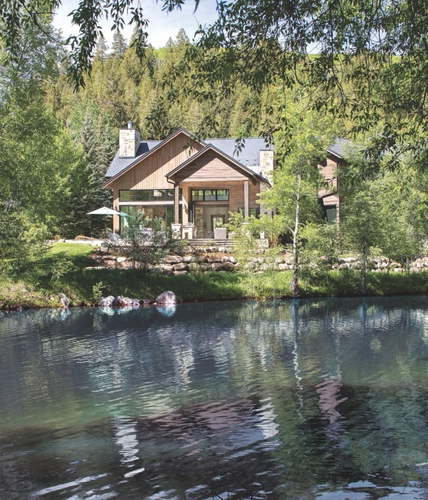 Vail Pond