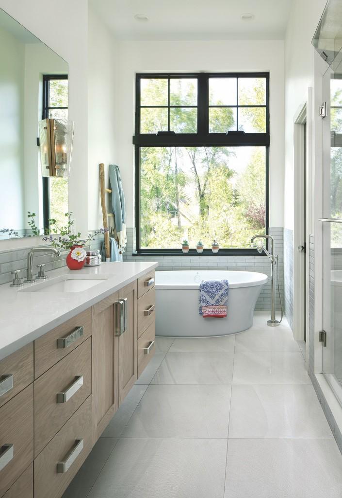 Vail White Bath