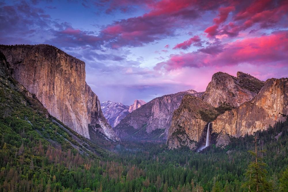 Yosemite Andrew S