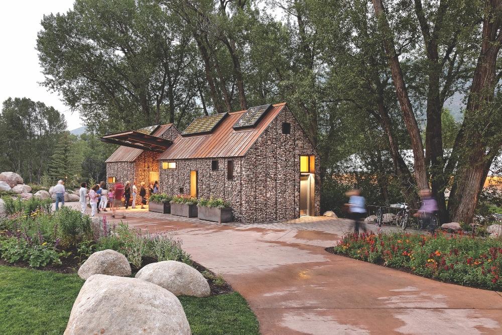 Arch Restrooms