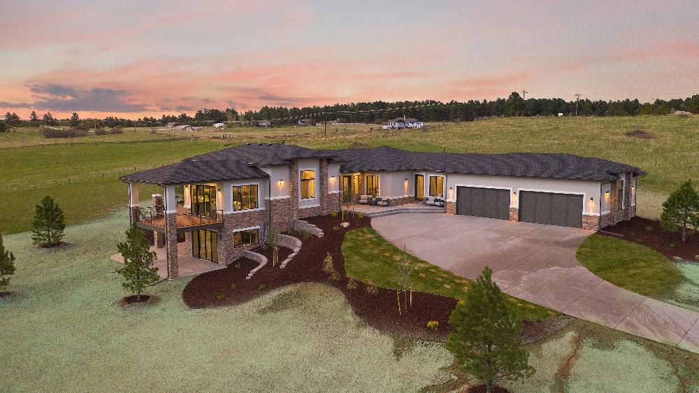 Fox Hill Home