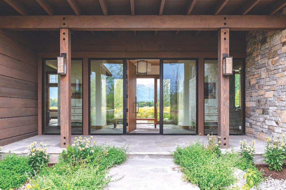 Jackson Front Door