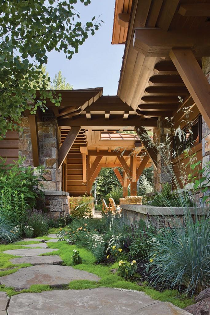 Sun Valleyext Garden