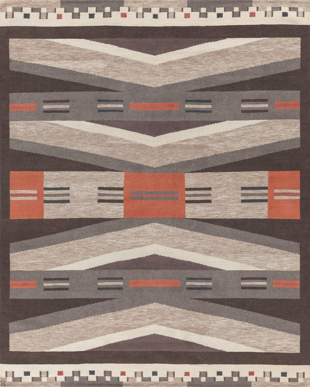 Lw126a Brown Grey 22856 8x10