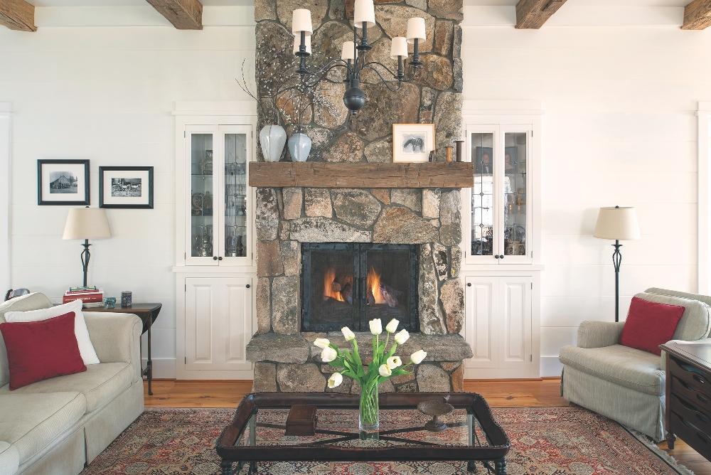 Tahoe Fireplace