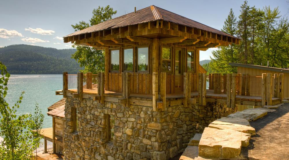 Whitefish Lake Remodel Exterior 3