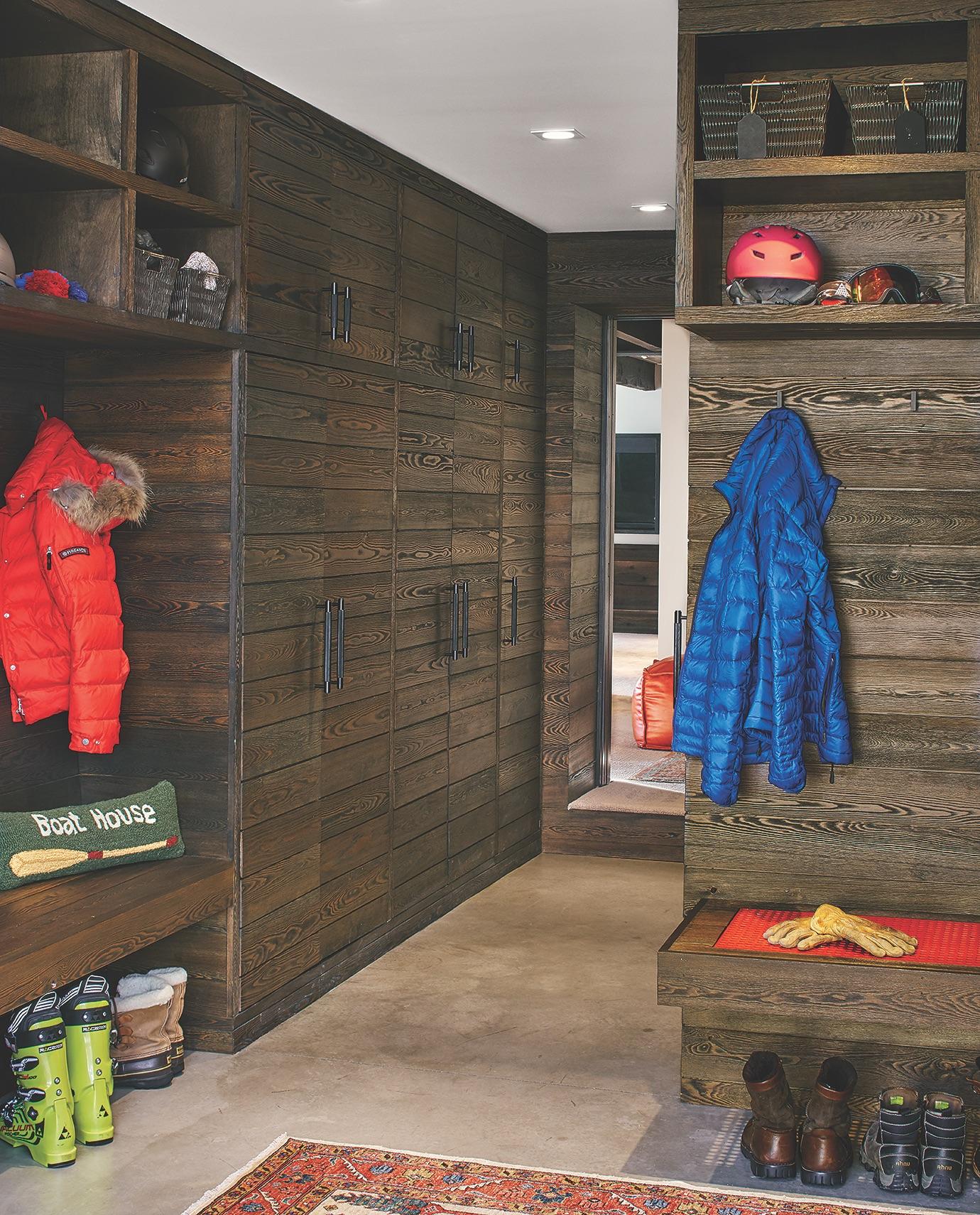 Boathouse Ski