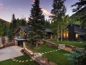 Home Addition Landscape