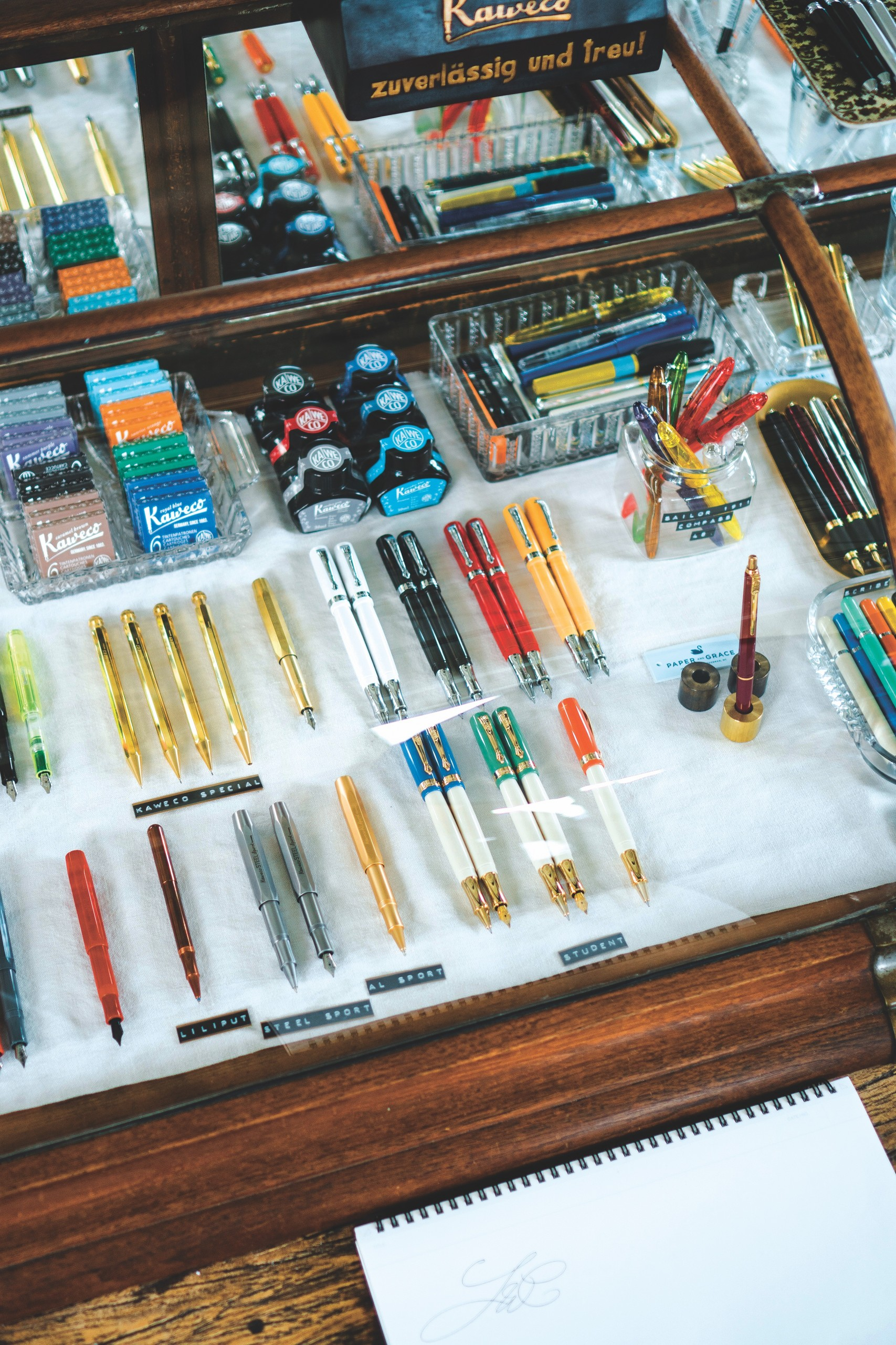 Boutique Pens