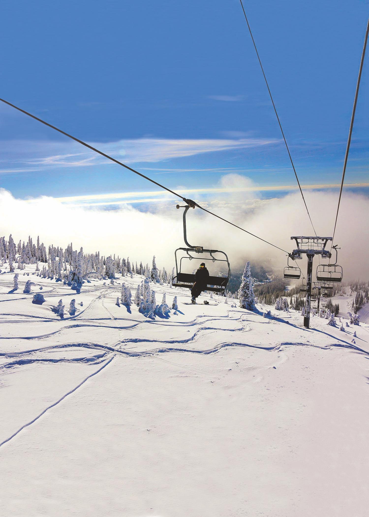 Destination Ski Lift