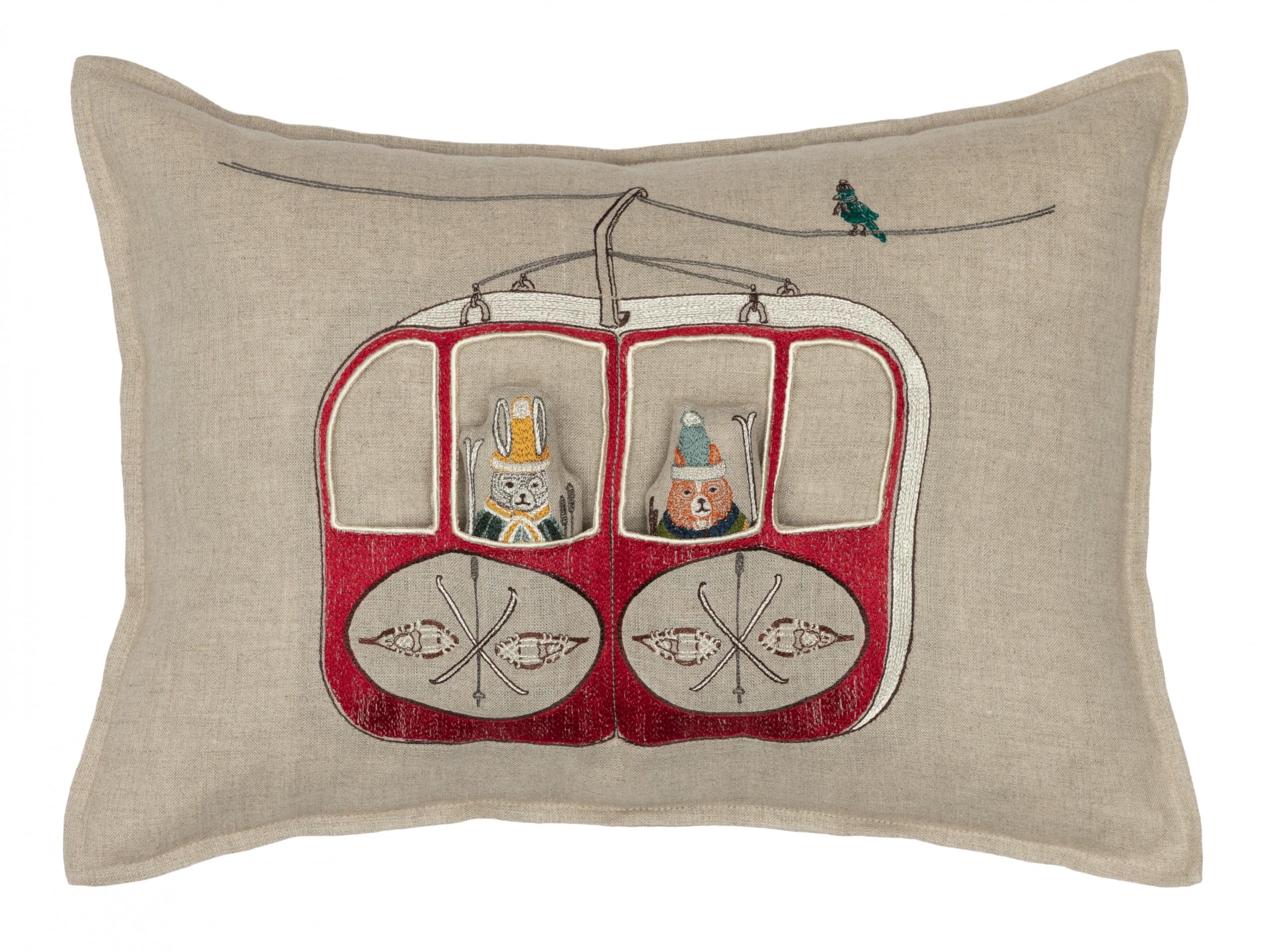 Gondola Pocket Pillow 01