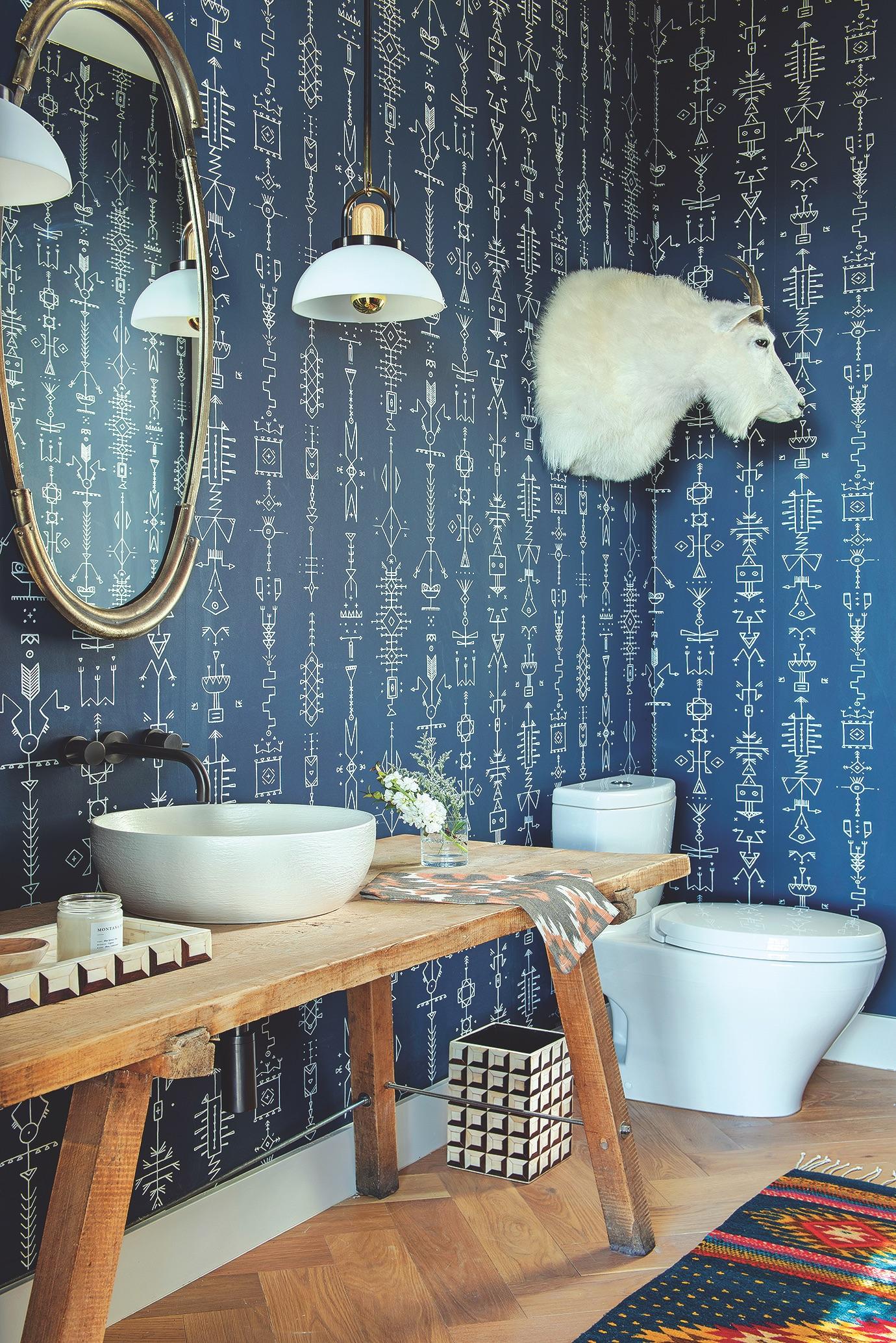 Mnt Mama Blue Bath