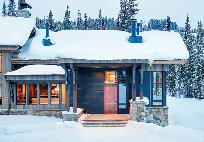 Peers Homesteadfront Door Ext