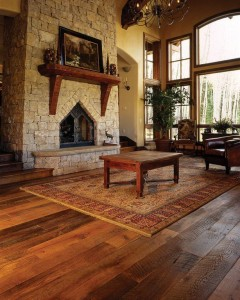 Settlers Plank Reclaimed Oak Floor Pioneer Millworks