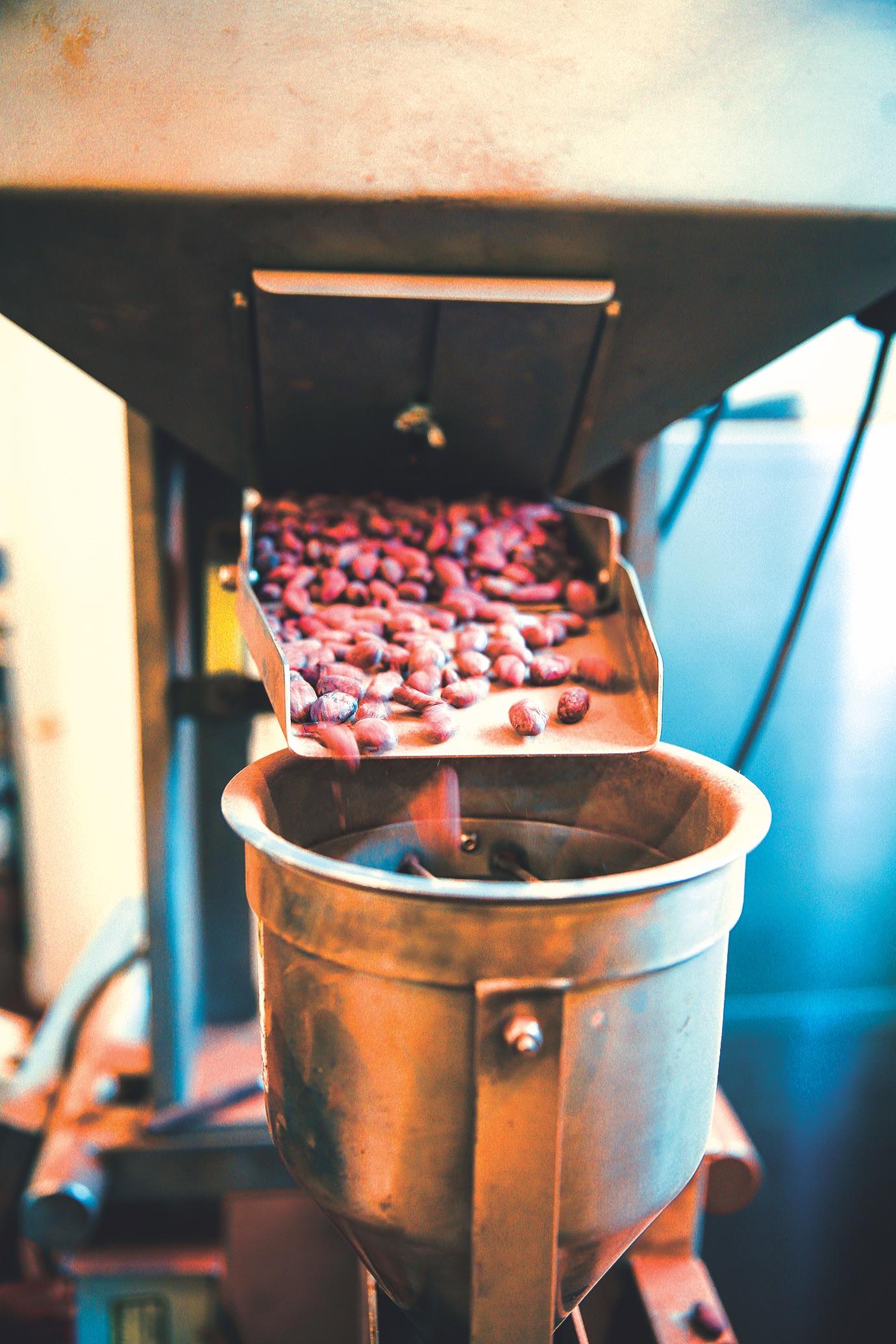 Maker Bean Grind