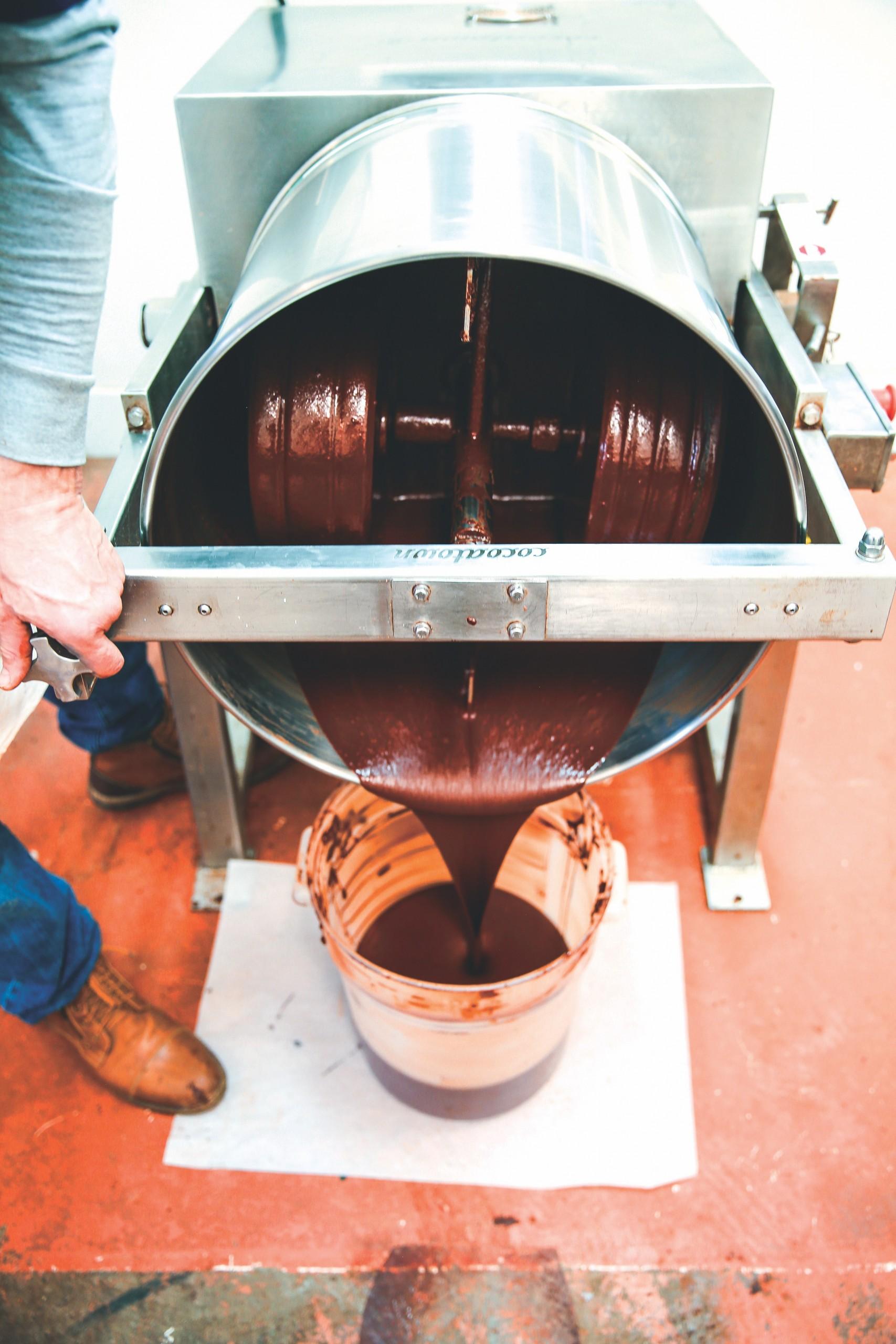 Maker Choc Pour