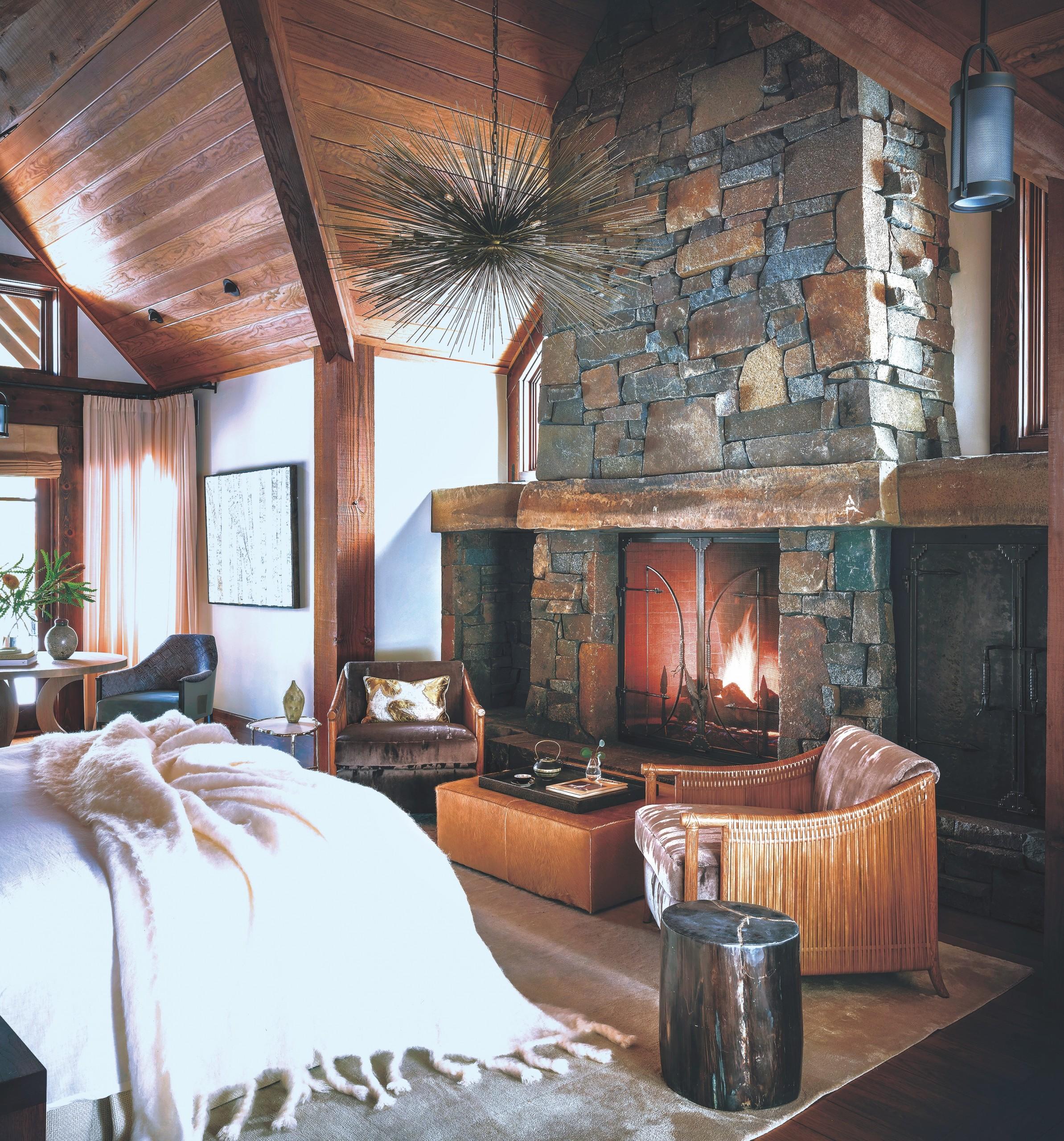 Tahoe Bed Fire