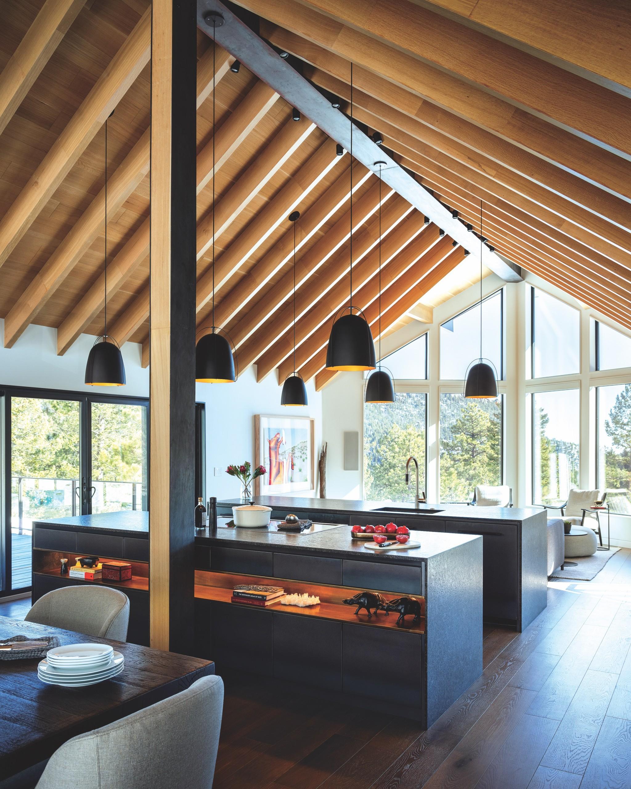 Kitchen Bearcanyon Angle