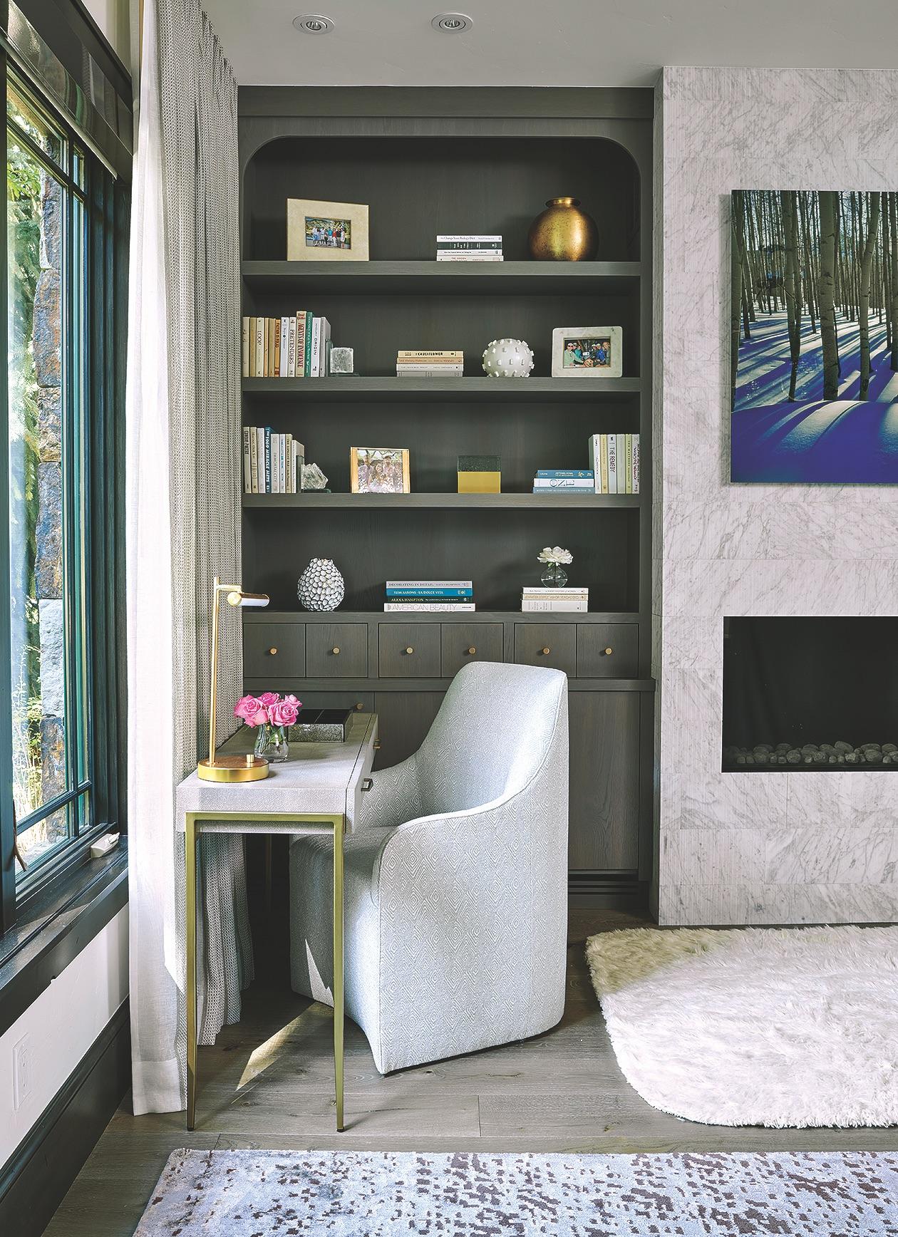 Interiors Small Desk