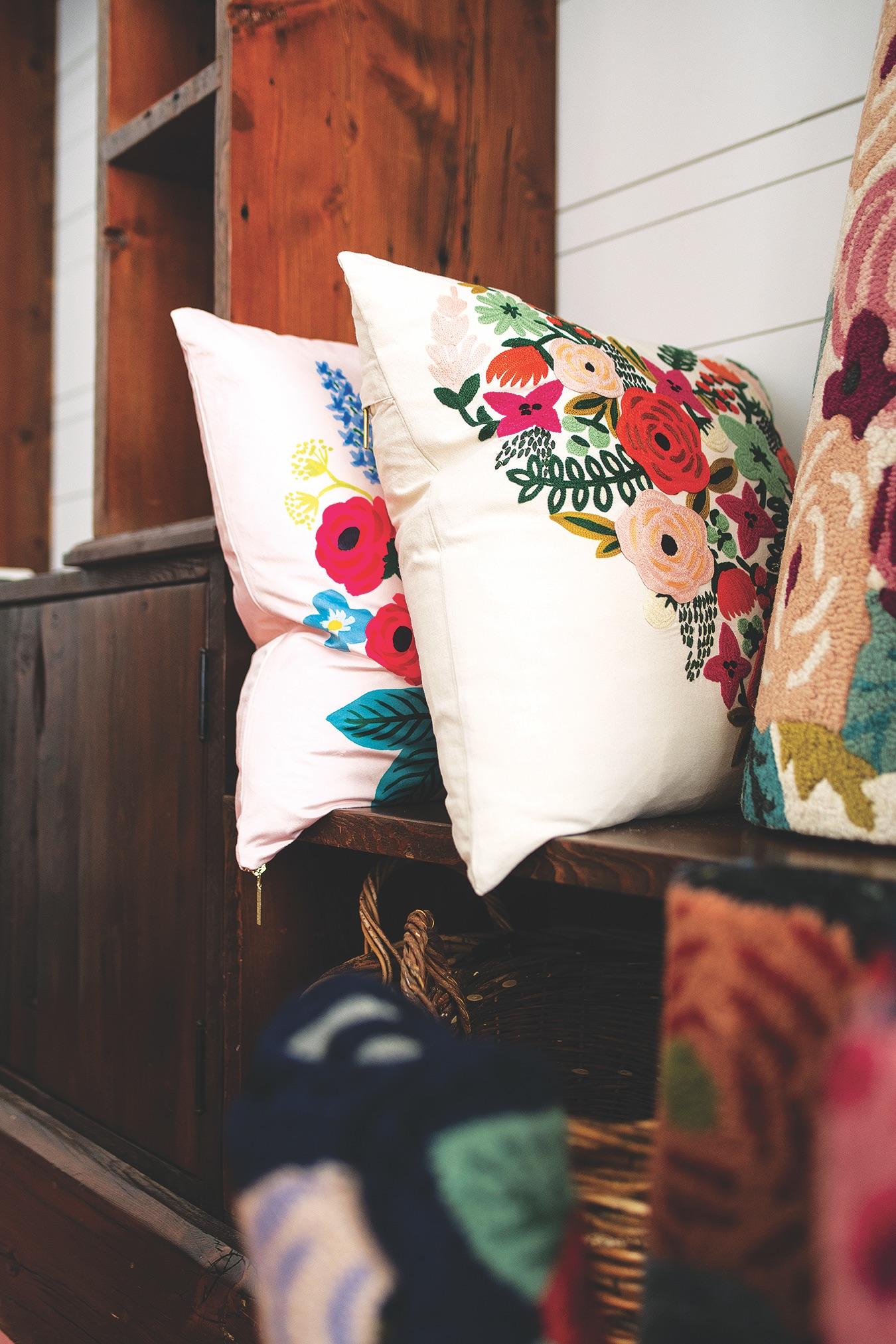 Boutique Pillows