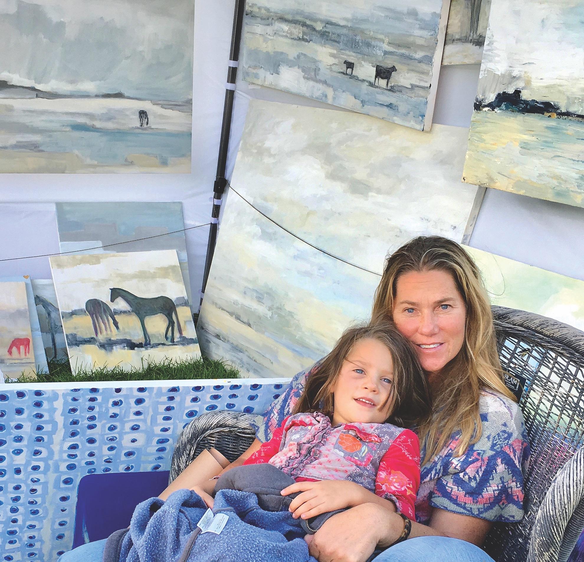 Kirsten Ansd Reese Painting