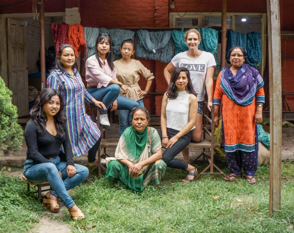 The Women Of New Moon In Nepal