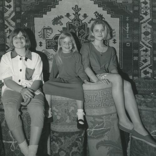 Kurtz Girls In Original Rug Gallery