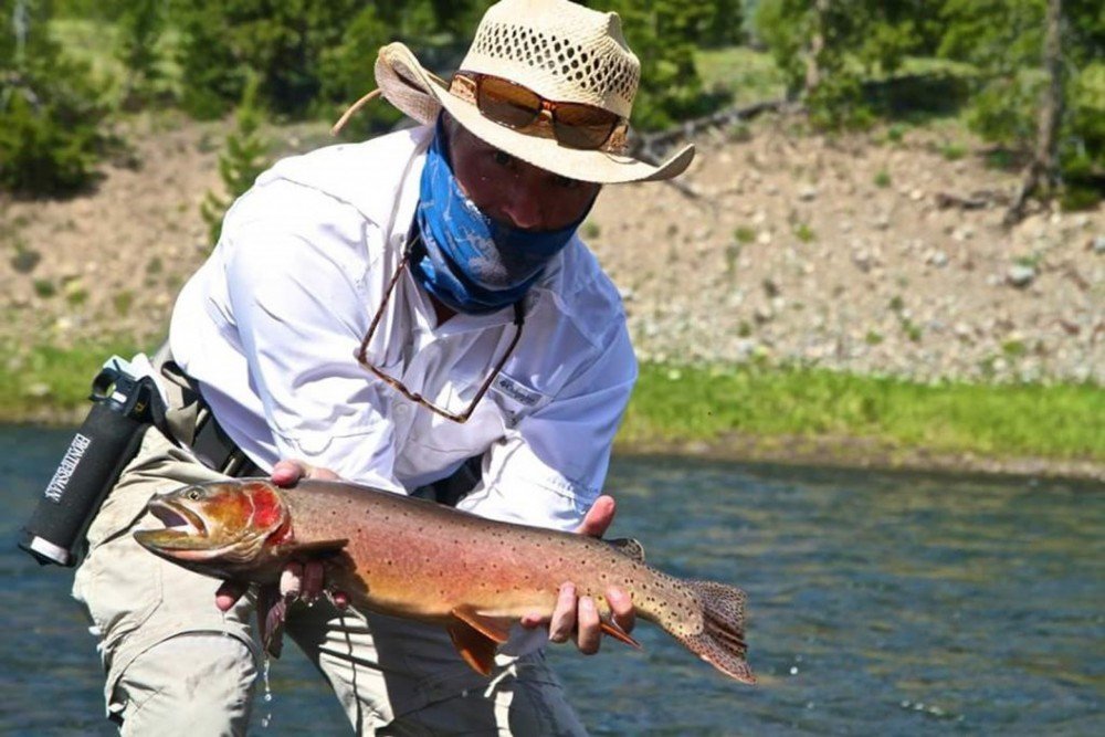 Best Of The West Fishing