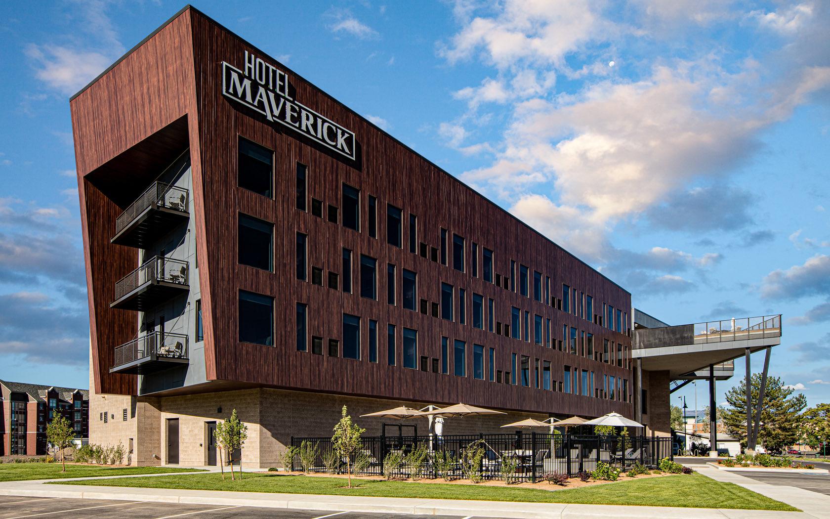 The Hotel Maverick Courtesy Photo