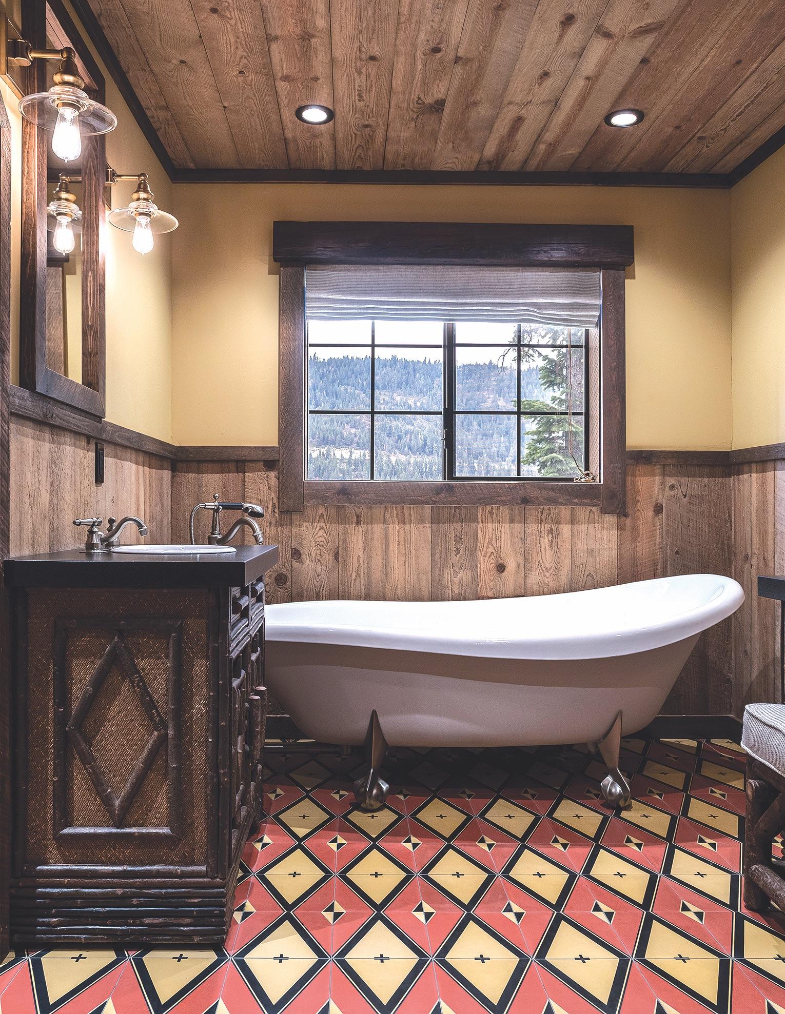 Retreat Tub