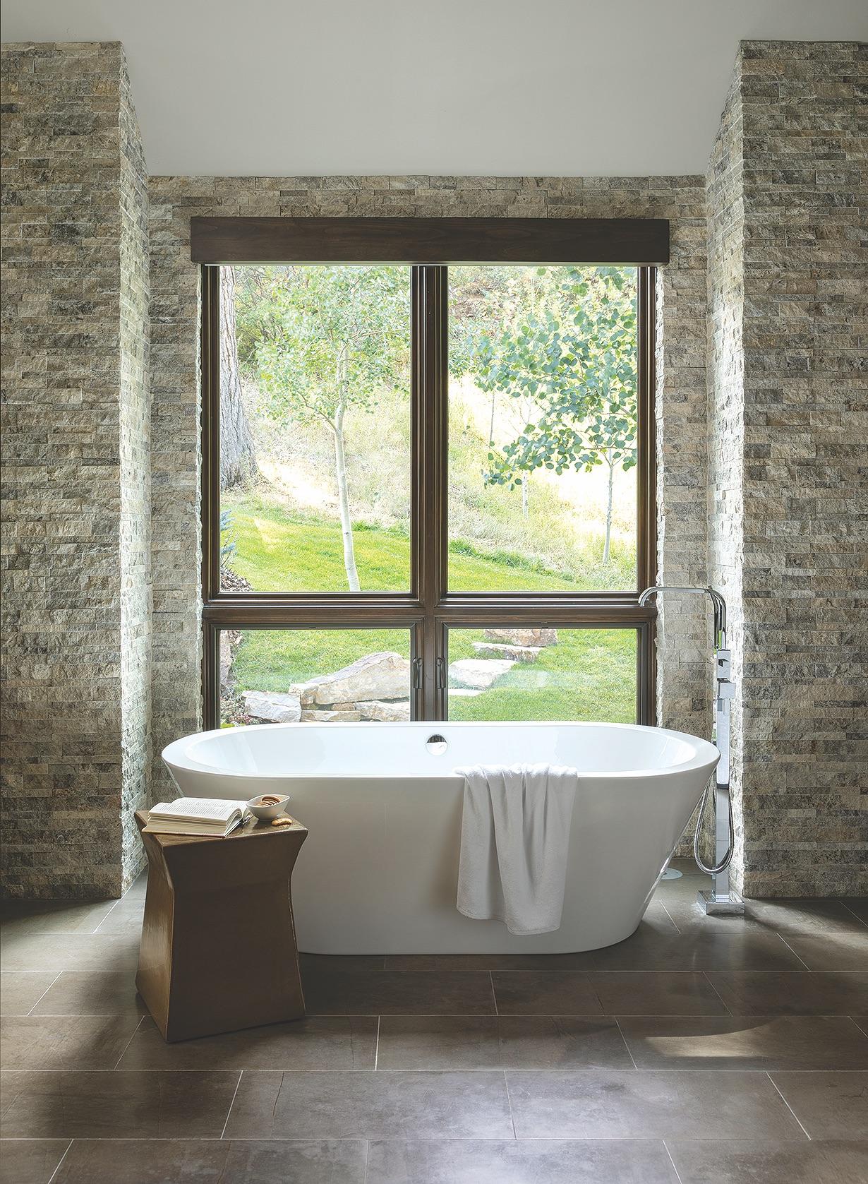 Interiors Tub