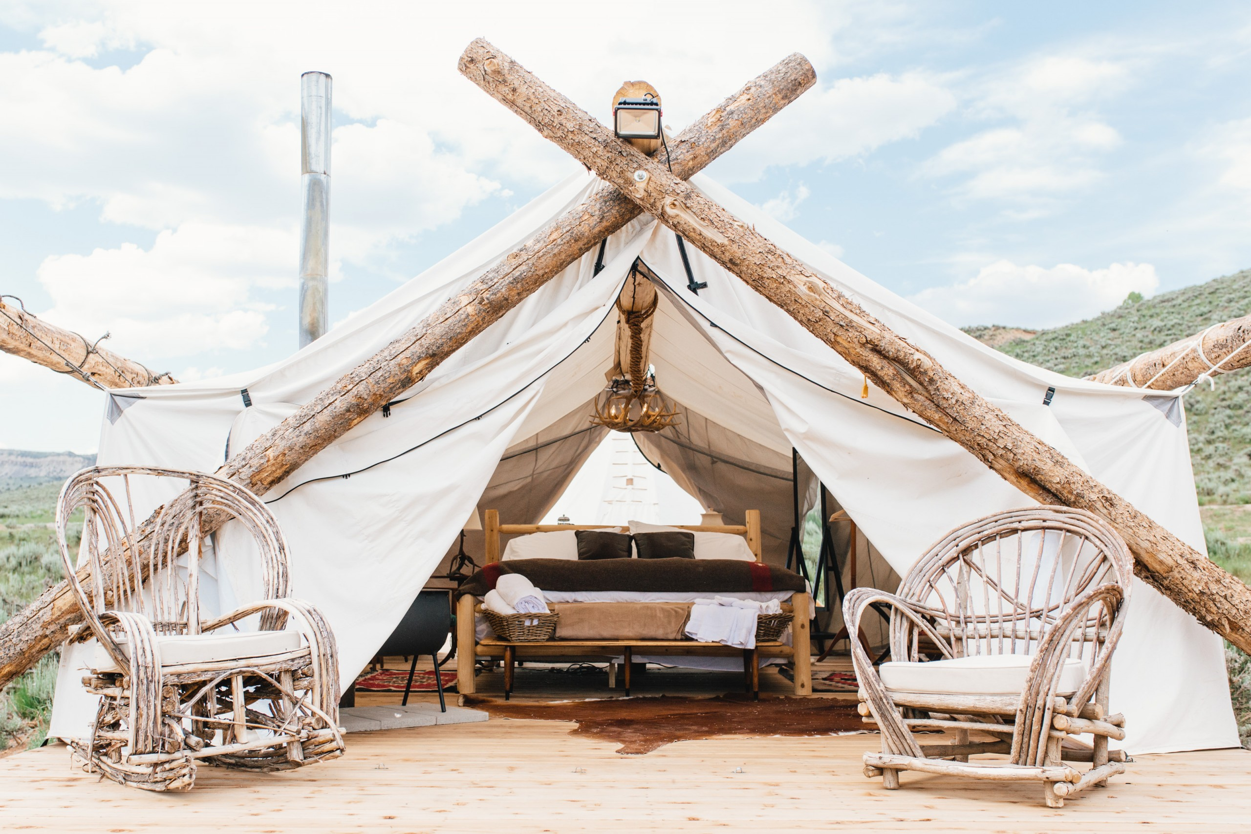 3 Tent Accommodations