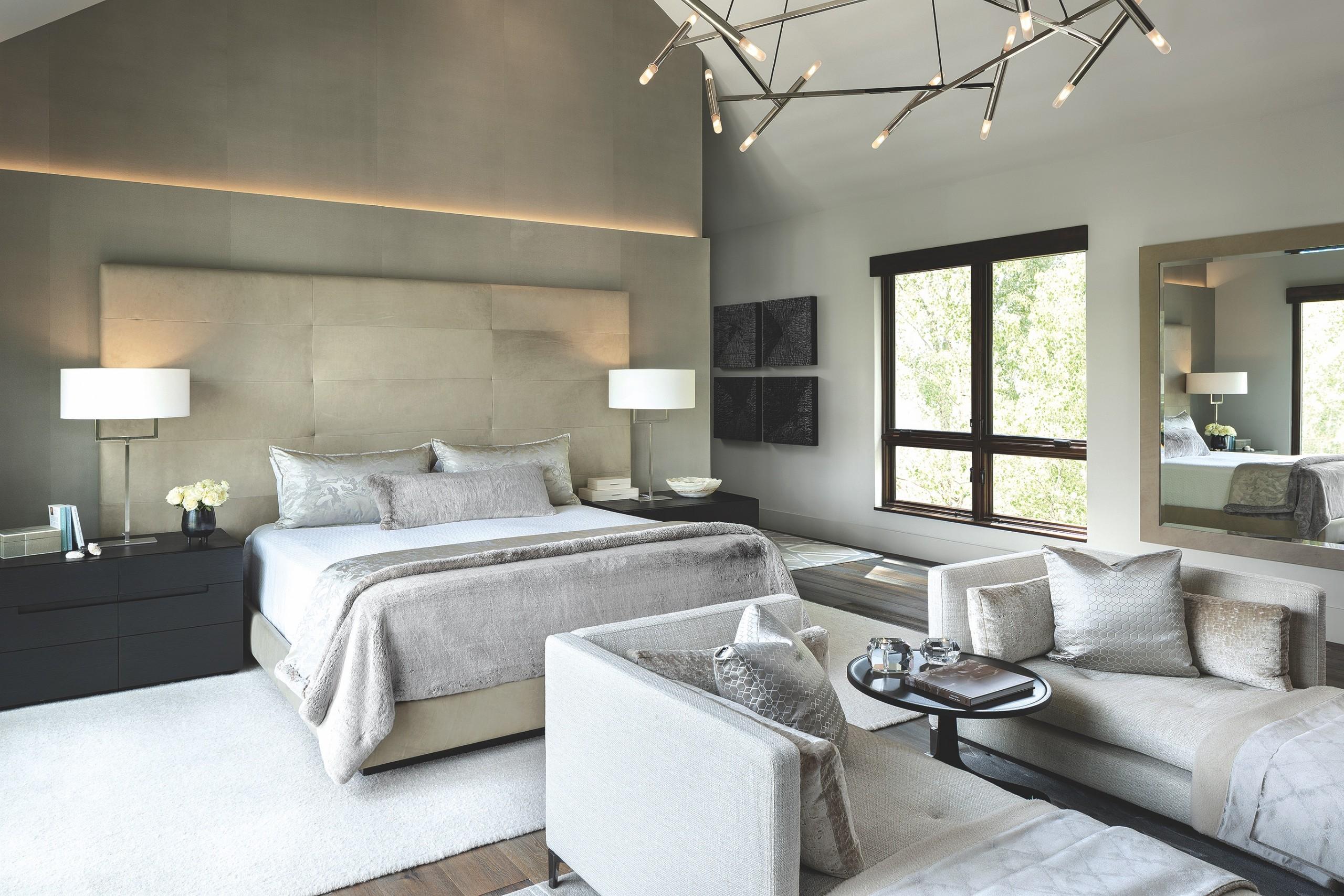 Interiors Bed