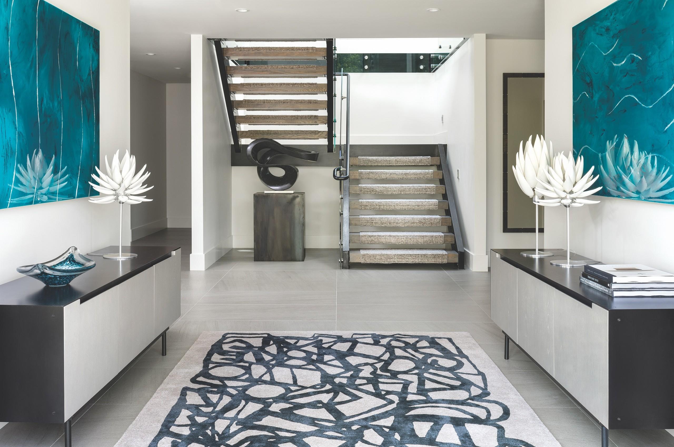 Interiors Div Stair