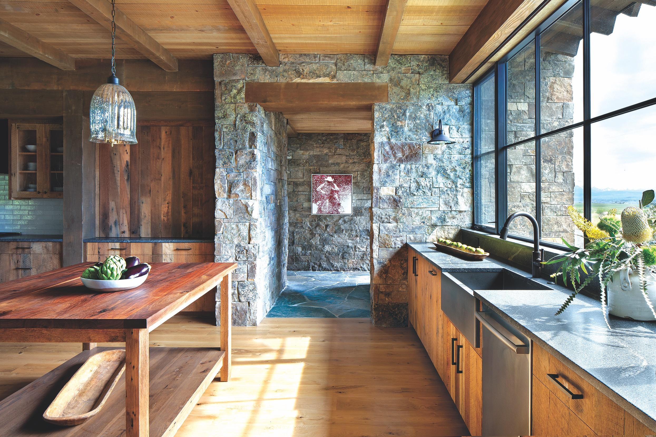 Limestone Kit Sink