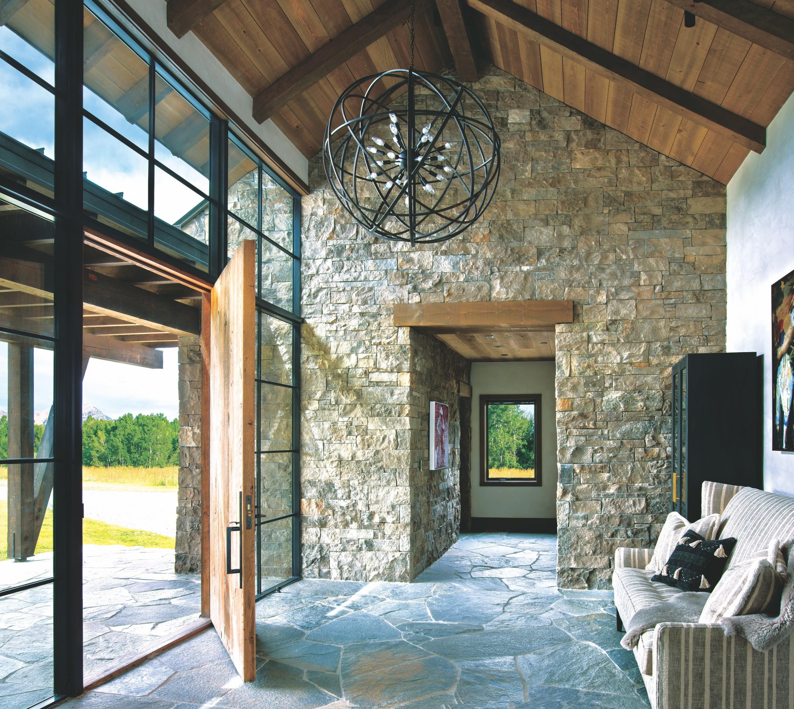Limestone Entry