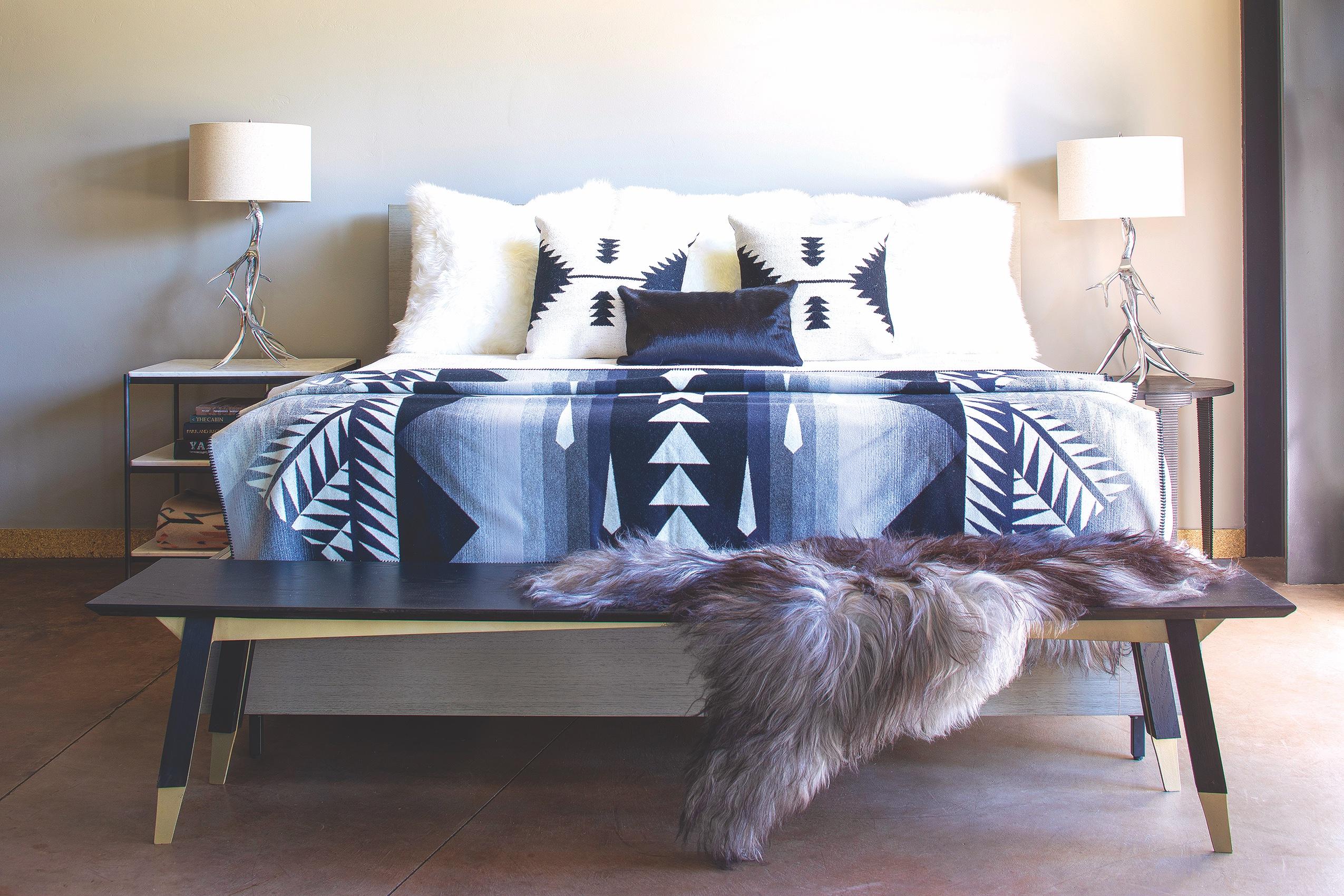 Boutique Bed