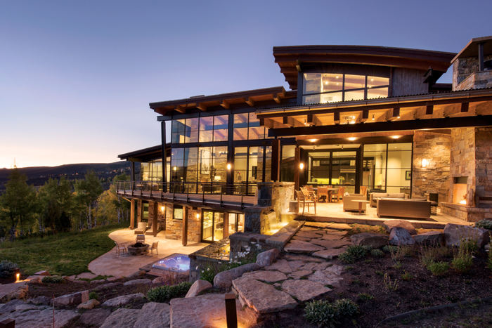6 Custom Homes To Swoon Over Mountain Living