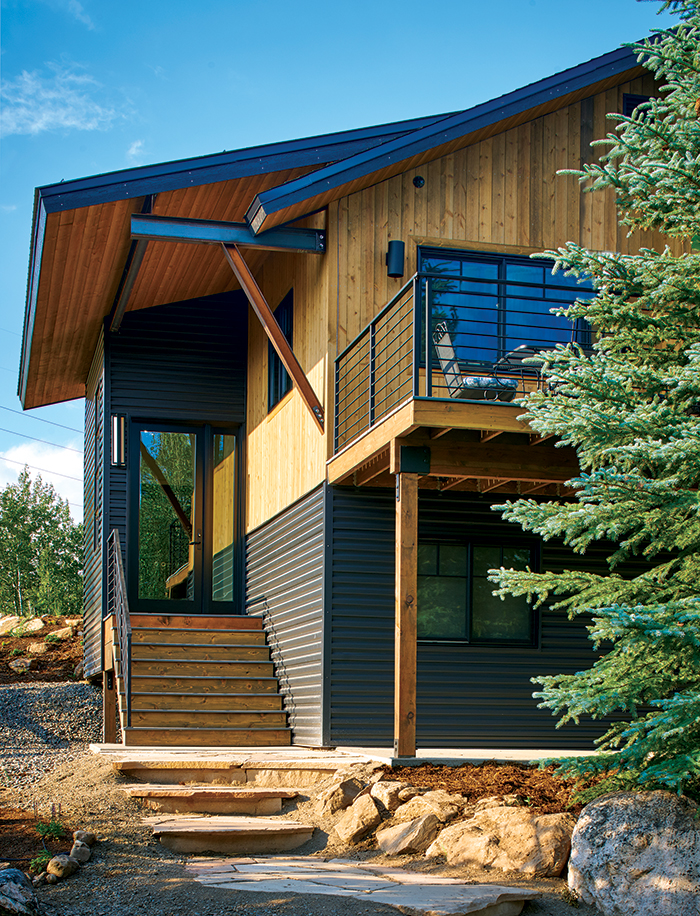 A Modern Vision in the Colorado High Country