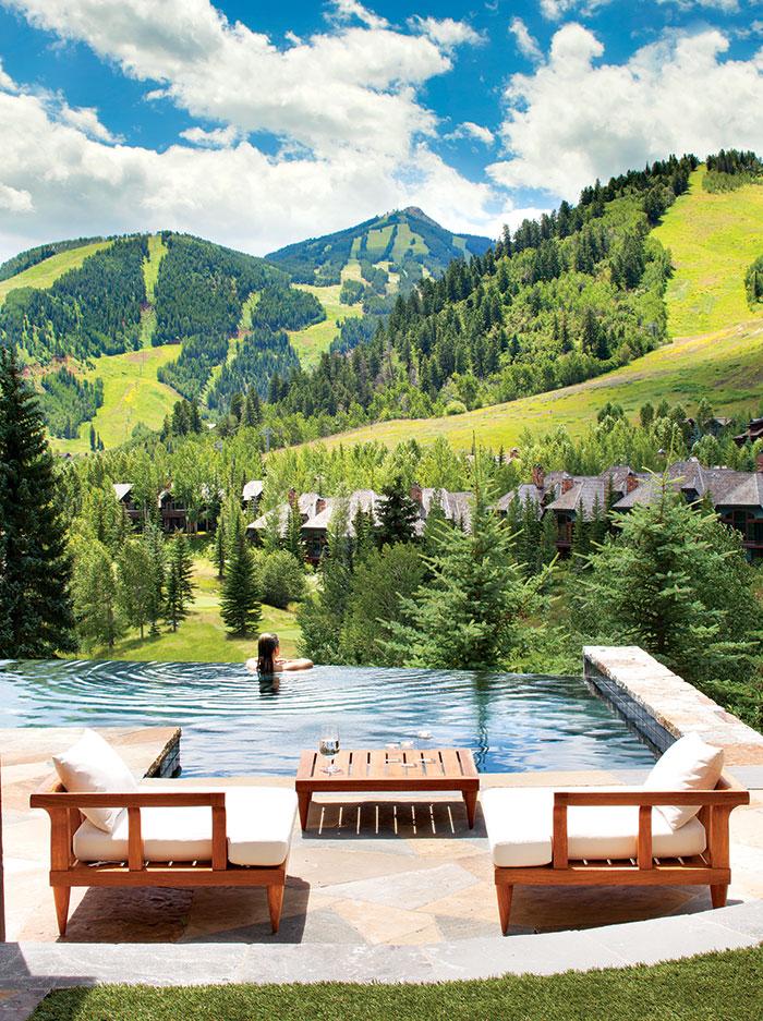 The Ml List Top Mountain Landscape Designers 2017 Mountain Living