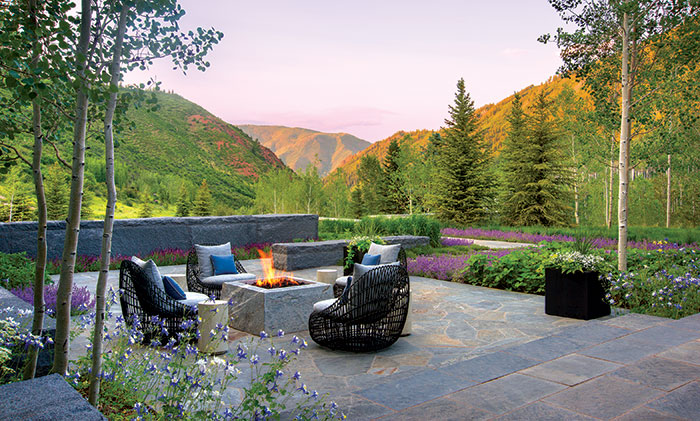 The Ml List Top Mountain Landscape Designers 2019 Mountain Living,Pink Baby Shower Nail Designs