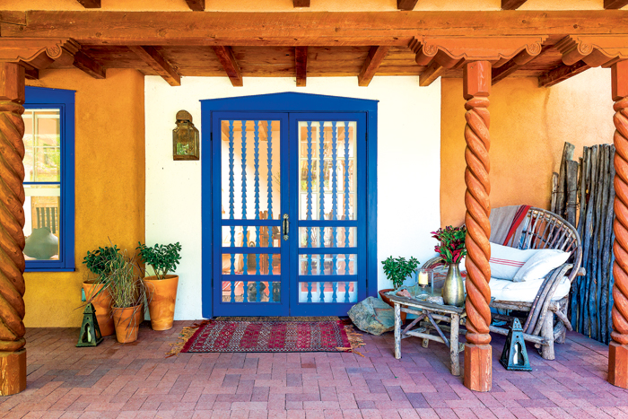 A Home Inspired By New Mexico History Mountain Living