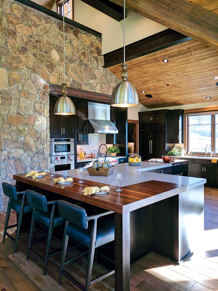 6 Fabulous Kitchens Mountain Living