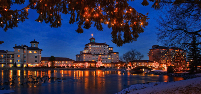 The Holidays Are Alive at The Broadmoor